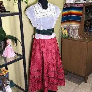 Dresses & Skirts - 🌵Cotton vintage 1950's skirt 🌵